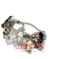 人造水晶手链