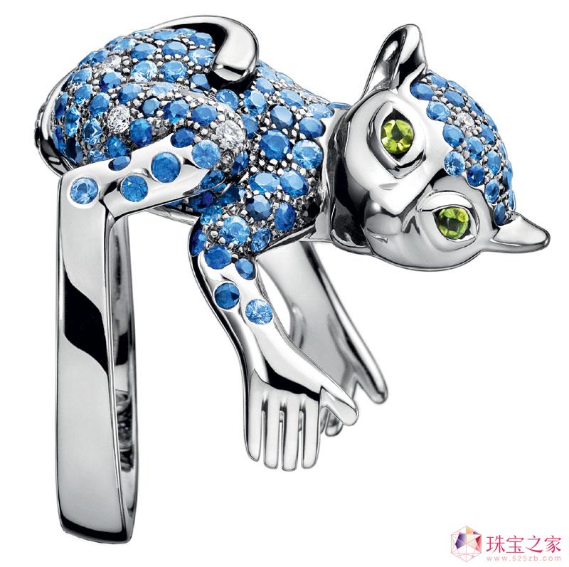 宝诗龙2010动物系列狐猴